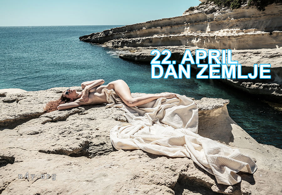 22. april - dan zemlje