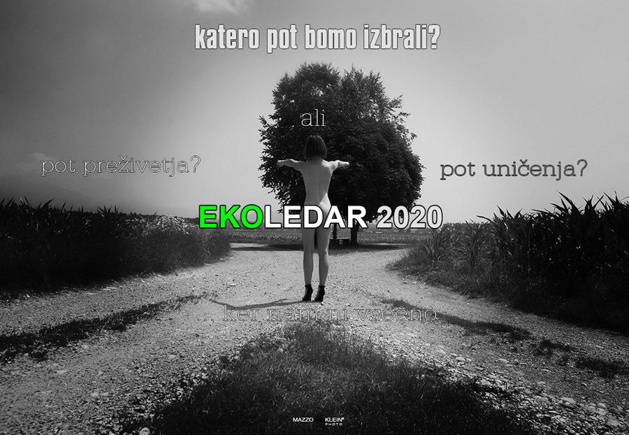EKOledar 2020 - katero pot bomo izbrali