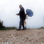 """Še zadnji fotošuting za EKOledar med """"stoletnim jugom"""" na obali Istre"""
